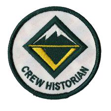 Crew Historian